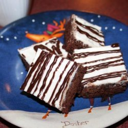 Gluten Free Chocolate Mint Brownies, Microwave Recipe(GF)