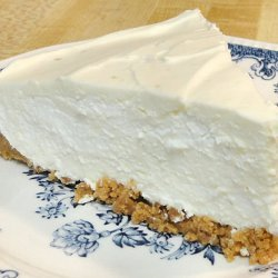LOW CARB Key Lime Cheesecake