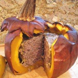 Great Pumpkin Meatloaf