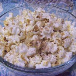 Cinnamon and Honey Popcorn