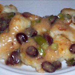 Chicken Tenderloins With Cranberry Mustard Sauce