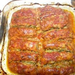Dog Food Meatloaf