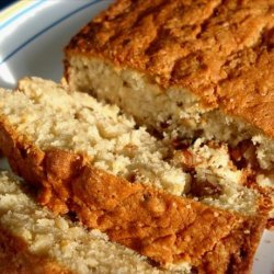 Sour Cream Apple Cardamom Quick Bread