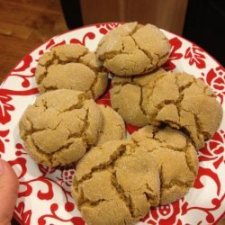 The Best Ever Chewy Gingersnaps