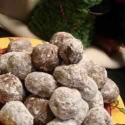 Jack Bourbon Balls for You or the In-Laws