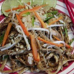 Golden Dragon Pad Thai recipe