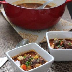 German Goulash Soup