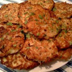 Potato Pancakes - German Style