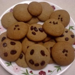 Honey-Cinnamon Cookies