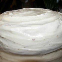 Cinnamon White Chocolate Cake