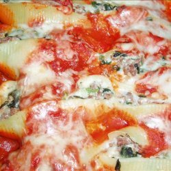 Stuffed Pasta Shells for Meat-Lovers