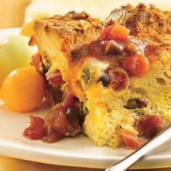Chorizo Bake