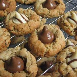 Oatmeal Kiss Cookies recipe