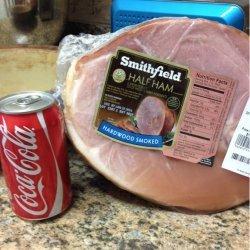 Ham in Coca Cola