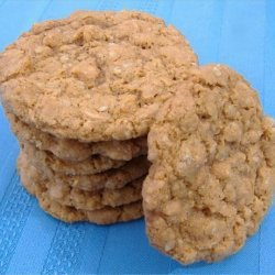 Oatmeal Caramel (Or Butterscotch) Pudding Cookies