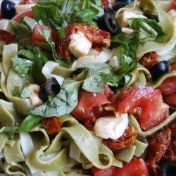 Barefoot Contessa Pasta With Sun-Dried Tomatoes - Ina Garten