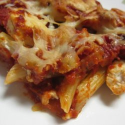 Chicken Ziti Bake