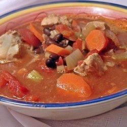 Crock Pot Buffalo Chicken Chili