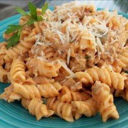 Creamy Pasta and Sausage