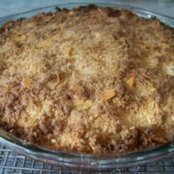 Apple Crumble (Gluten, Dairy and Egg-Free) recipe