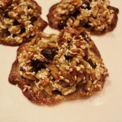Muesli Cookies (No Flour, Just Seeds)