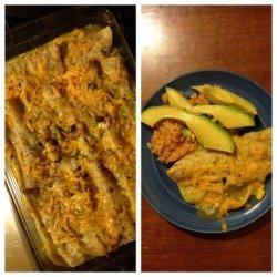 Baked Vegetarian Enchiladas