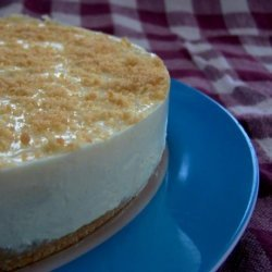 No Bake Lemon Cheese Cake