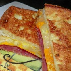 Italian Fried Sandwiches
