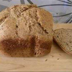 Boston Brown Bread for Bread Machines(1.5 Pounds)
