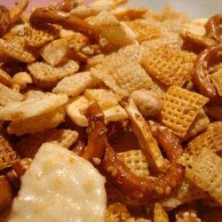 Littlemafia's Asian Snack Mix recipe