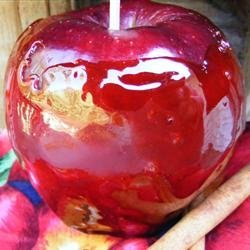 Candied Apples III recipe