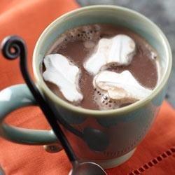 Spooky Homemade Marshmallows recipe