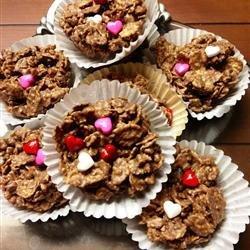 Peanut Clusters Chocolate Cookie