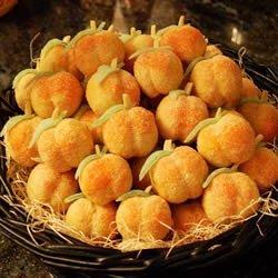 Austrian Peach Cookie