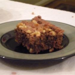 Passover Brownie Cake