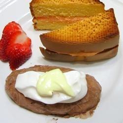 Ice Cream Baked Potatoes recipe