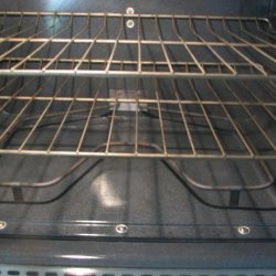 Oven Rack Cleaner recipe