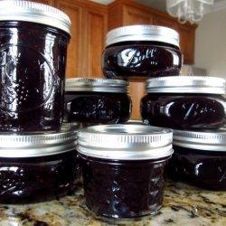 Blueberry - Grand Marnier Jam