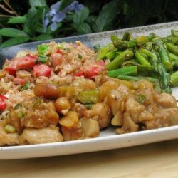 Chinese Kung Pao Chicken recipe
