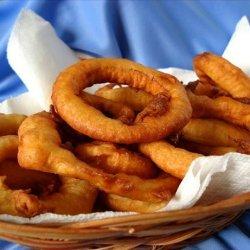 Batter Fried Onion Rings