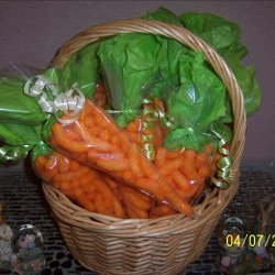 Easy Easter Carrots (Peter Rabbit's Carrots) recipe