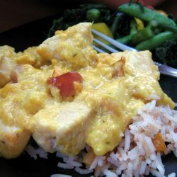 Curried Chicken (Easy)