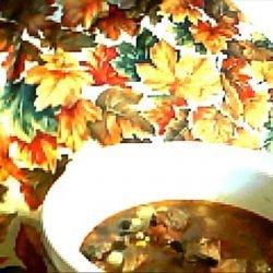 Mexican Beef Stew (Crock Pot)