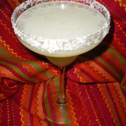 Sneak-Up Margarita recipe