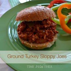 Ground Turkey Sloppy Joes