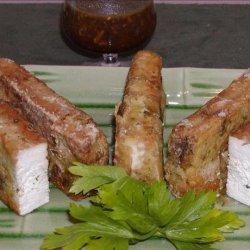 Thai Seared Tofu