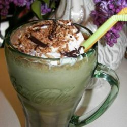 Starbucks' Mocha Coconut Frappuccino recipe