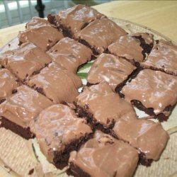 Triple Chocolate Brownies (Light)