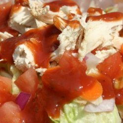 Low Calorie Tomato Herb Salad Dressing