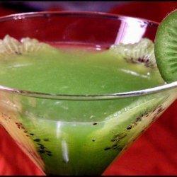 Kiwi Martini recipe